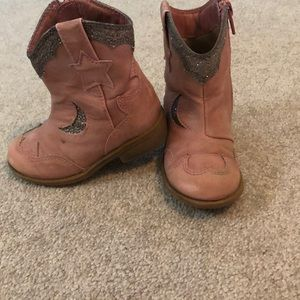Cat & Jack Toddler Boots